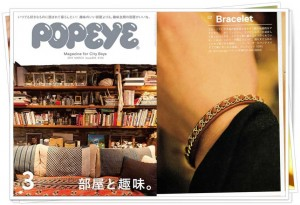 AC Design in Popeye magazine Japan