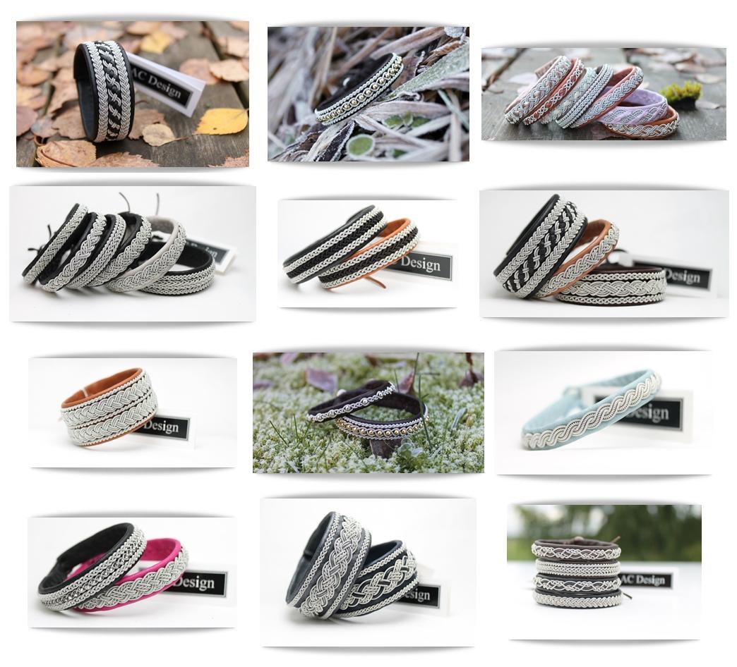 Sami bracelets AC Design Sweden